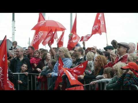 CAMPER in the Volvo Ocean Race Documentary