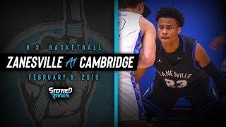 HS Basketball | Zanesville at Cambridge [2/8/19]