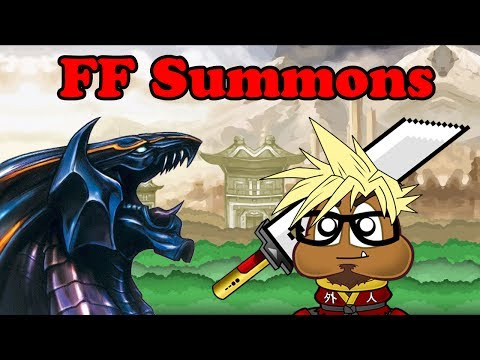 What You DIDNT Know About Final Fantasy Summons Game Exchange