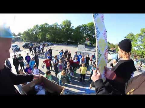 MAJÓWKA FLMG & HAPPY TRAVEL przystanek III SZCZECIN 03.05.2011