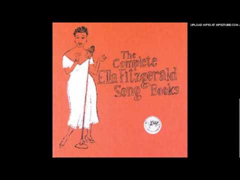 Ella Fitzgerald - Dancing on The Ceiling (he Dances on my Ceiling)
