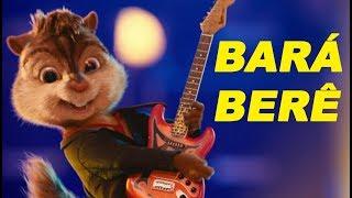 Michel TelÓ BarÁ BerÊ Clipe Oficial Alvin And The Chipmunks