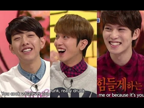 Hello Counselor - CN Blue! (2014.03.31)