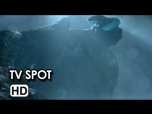 Pacific Rim TV SPOT #2 (2013) Guillermo del Toro Movie HD