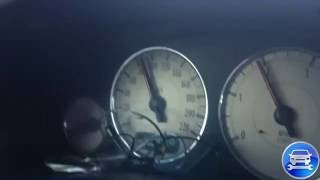 Minimum fuel consumption Chrysler voyager Минимальный расход топлива Chrysler voyager