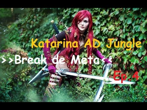 Break De Meta-  Episodul 4 - Roscata Katarina In Padure Pe Ad video