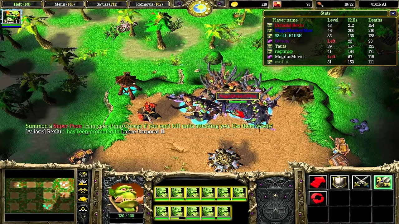 Warcraft 3 demon craft download exposed clips