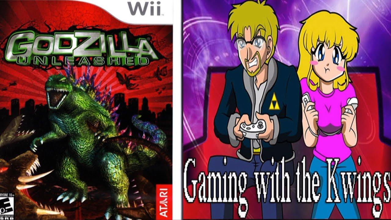 Godzilla Unleas... Godzilla Unleashed Monsters