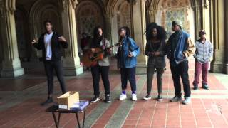 Infinity's Song - Street Performers take Central Park to church!