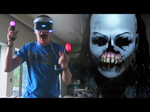 Until Dawn: Rush of Blood - Part 1 - OMG! (Playstation VR Gameplay)