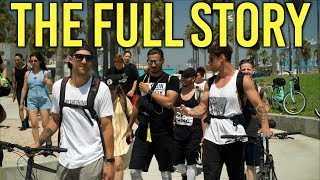 AMERICA DREAMIN' | RUSH ATHLETICS JUMP ROPE TOUR FINALE | VLOG 030