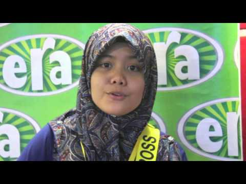 Najwa Latif Di Studio Era Fm video