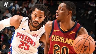 Cleveland Cavaliers vs Detroit Pistons - Full Game Highlights | October 11, 2019 NBA Preseason