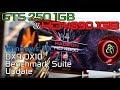 GEFORCE GTS 250 & RADEON HD 4890    Benchmark Suite Update