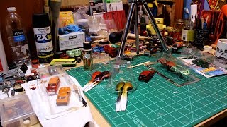 Diecast Workshop Vlog 2: Project Setbacks, New Cars, and Upcoming Videos