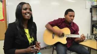 Natalie Grant - Your Great Name (cover)