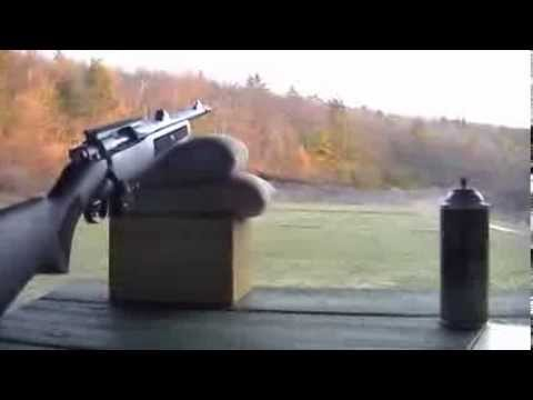 Shooting the Mossberg MVP .308 Patrol (Part 1)
