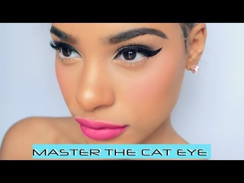 HOW TO : MASTER THE CAT EYE
