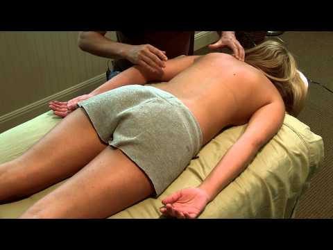 Hd Advanced Back Massage; Myofascial Release Therapy Technique; Gregory Gorey Lmt video
