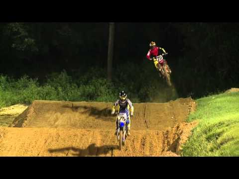 2012 Dade City MX Chad Reed- Tim Ferry  Moto 2 Rd. 15