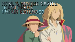 Howl 39 S Moving Castle Main Theme Merry Go Round Of Life 1 Hour Extended