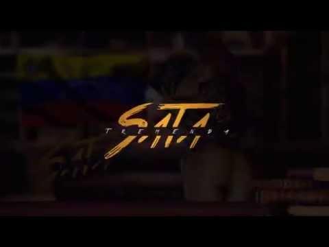 VIDEO LIRYC Tremenda Sata (Remix Venezuela)