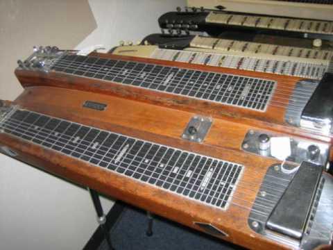 1st Annual San Diego Vintage Lap Steel Guitar Show 2010