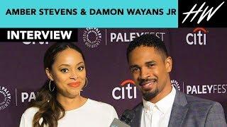 Amber Stevens & Damon Wayans Jr. Reveal Their Craziest Nightclub Stories!! | Hollywire