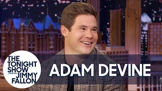 Adam Devine Bombed Big Time at a Military Base
