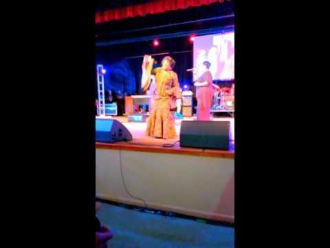 Pastor Shirley Caesar Armor of God