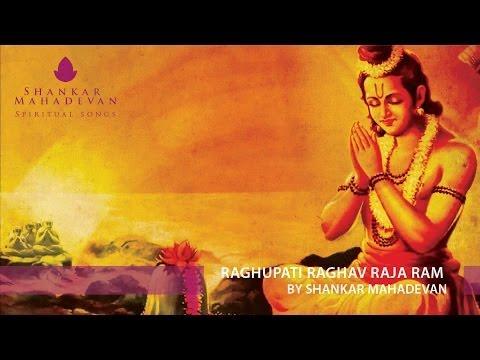 Raghupati Raghav Raja Ram By Shankar Mahadevan video
