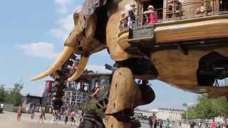 Les Machines de L'ile, Nantes, France