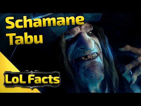 LoL Facts   Schamane Tabu   29