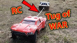 EPIC RC Car Bash Day - Traxxas Slash 4x4 Shootout