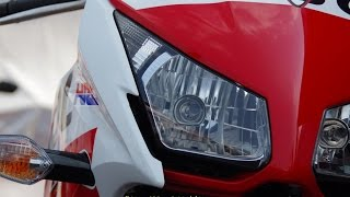 Gallery 2 All New 2015 Honda CBR150R