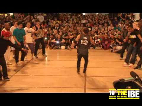 IBE 2010 - LEGENDS VS THE NOTORIOUS - PART 1