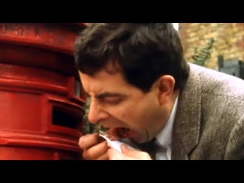 Mr Bean - Posting a letter