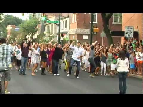 Alex & Joey -- The Flash Mob Proposal