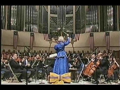 1812 Overture for Organ & Orchestra (Full) - Diane Bish