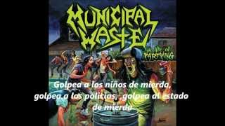 Watch Municipal Waste Thrashing