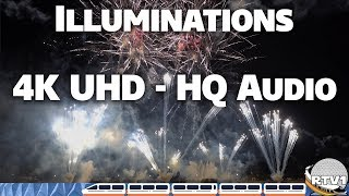 Illuminations: Reflections of Earth at Epcot - 4K UHD - HQ Audio - Full Show