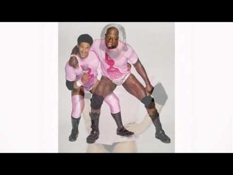 WWE Superstars And Divas Show Off Their Susan G. Komen Gear Slide Show