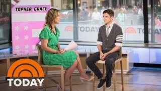 Topher Grace Opens Up About Controversial 'BlacKkKlansman' Role | TODAY