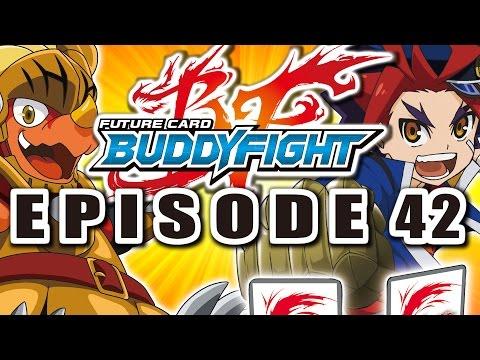 [Episode 42] Future Card Buddyfight Animation