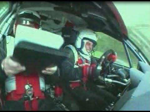 Rajd Krakowski 2001 - Kuzaj Wypadek