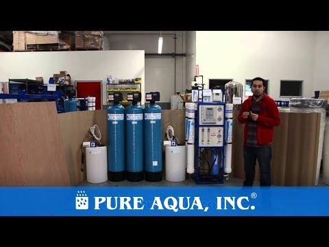 Equipos de purificación de agua