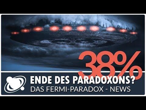 Fermi-Paradoxon gelöst? Oxford Studie | Das Fermi-Paradox: News (2018)