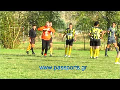 www.passports.gr άγριο ξύλο Καστρίτσα- Λογγάδες 3-2