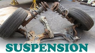 How Automotive Suspension Systems Work