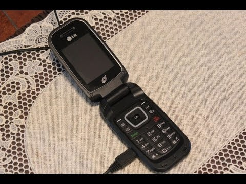 Tracfone LG 440g - volume is not clear - The Lighthouse Lady